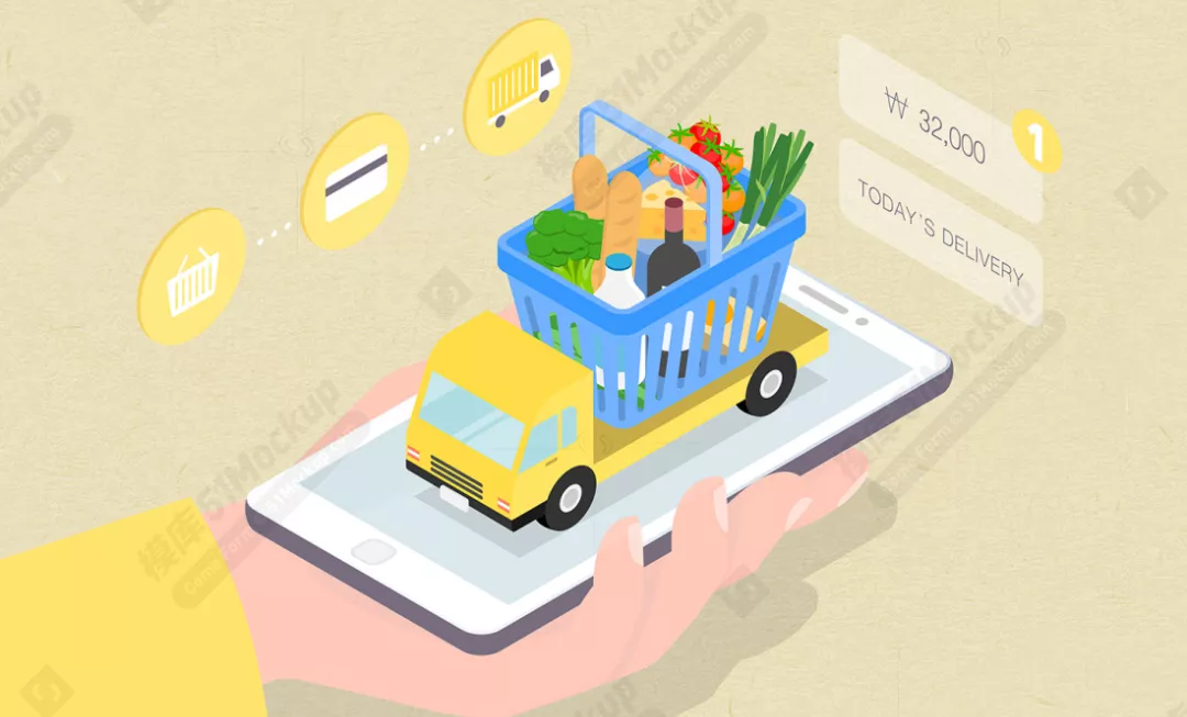 生鮮配送app開發有哪些好處?生鮮買菜app線上製作需要多少錢?